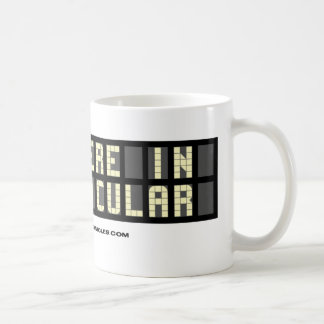 """Nowhere in Particular"" Coffee Mug"