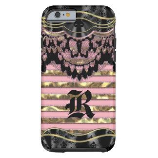 Noyack Elegant Pink Tough iPhone 6 Case