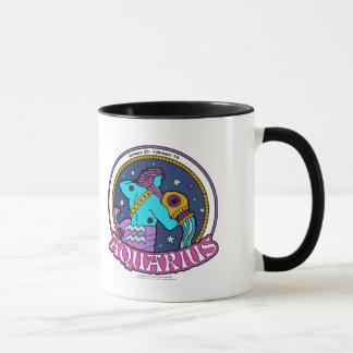 NP Aquarius Ringer Mug