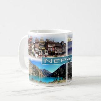 NP Nepal - Coffee Mug