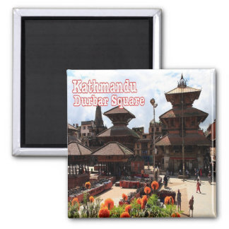 NP - Nepal - Kathmandu - Durbar Square Magnet