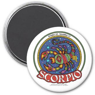 NP Scorpio Large Magnet