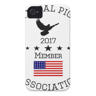 NPA Member Logowear iPhone 4 Case-Mate Case