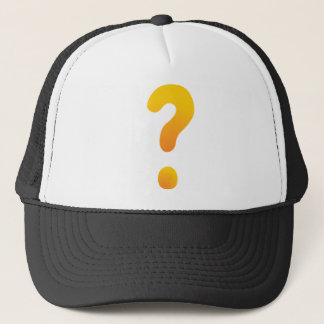 NPC Question Trucker Hat