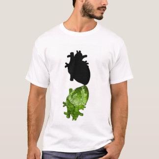 Npress Nero's Green Heart T-Shirt
