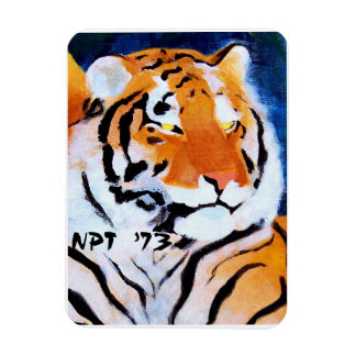 NPT '73 Tiger Magnet