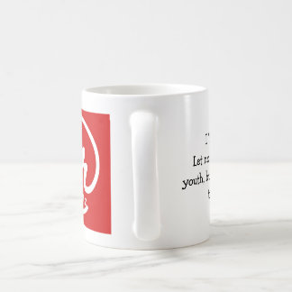 NR Studentz Coffee Mug Maroon