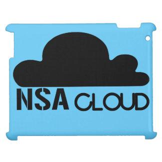 NSA in the Cloud iPad Case