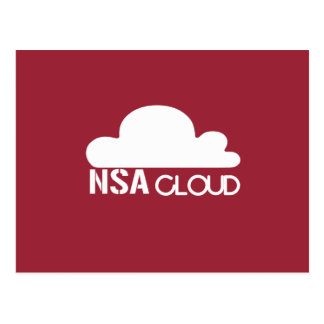 NSA in the Cloud Postcards