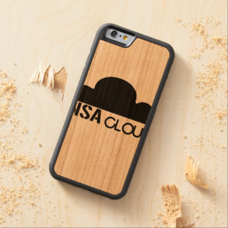 NSA in the Cloud Carved® Cherry iPhone 6 Bumper