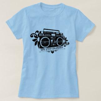 NSB Boom Box (Dark - Womens) T-Shirt