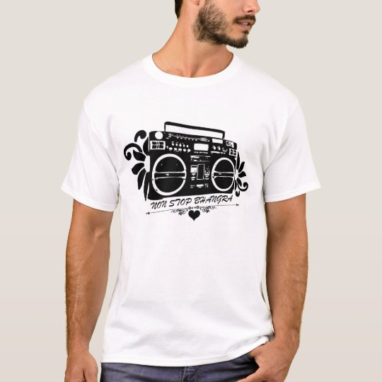 NSB - Boom Box (Light) T-Shirt