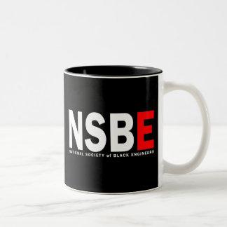 NSBE Two-Tone COFFEE MUG