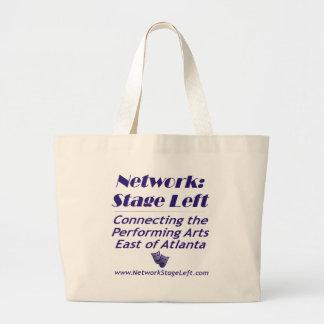 NSL Logo Bag