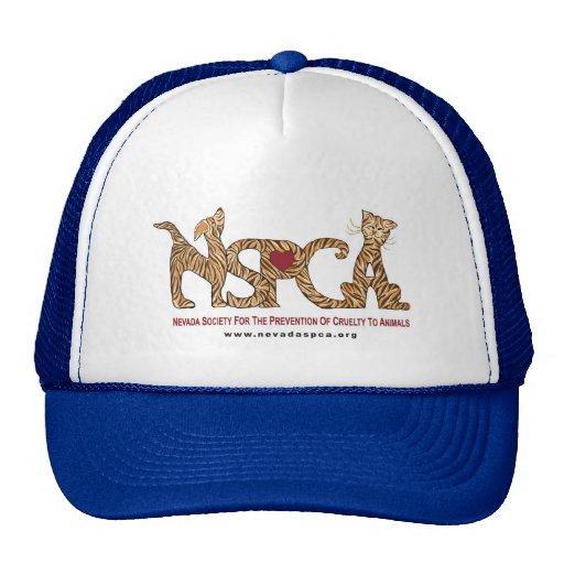 NSPCA Cap Mesh Hats
