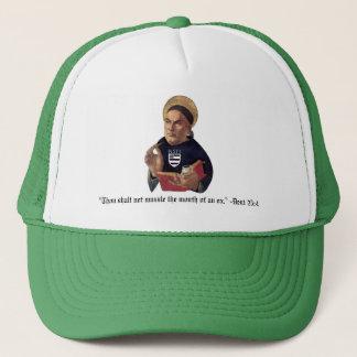 "NSTI ""Don't Muzzle an Ox"" Trucker hat"