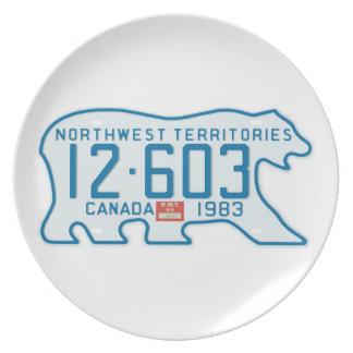 NT84 DINNER PLATES