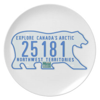 NT90 PARTY PLATES