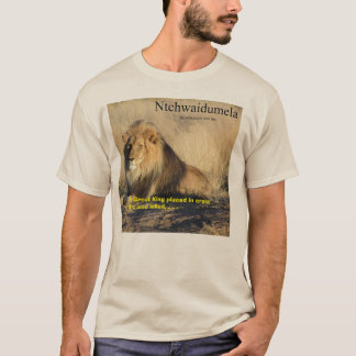 Ntchwaidumela T-Shirt