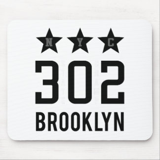 NTh brooklyn Mouse Pad