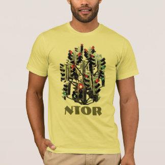 NTOR traffic light tree T-Shirt