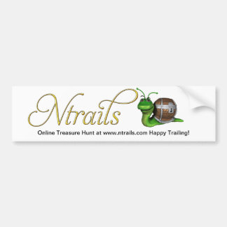 Ntrails Classic Bumper Sticker