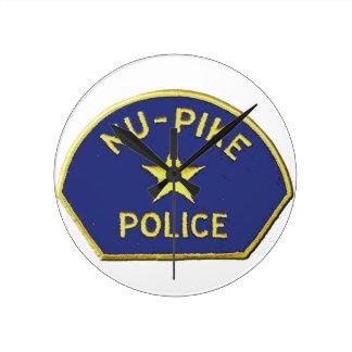 Nu-Pike Police Round Clock