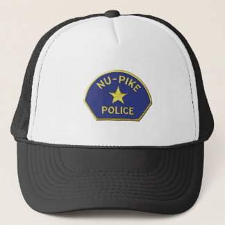 Nu-Pike Police Trucker Hat