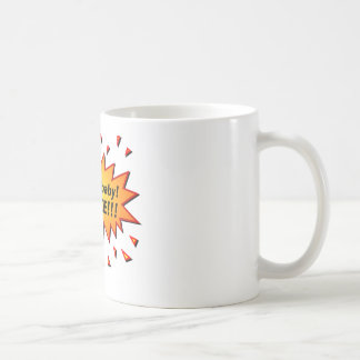 Nuance, baby! Nuance!!! Coffee Mug