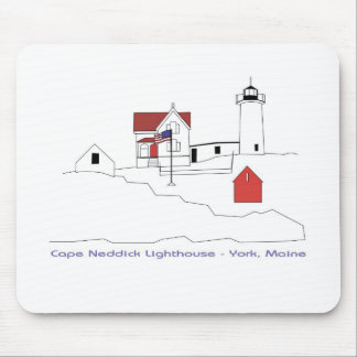 Nubble Drawing Mouse Pad