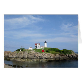 Nubble Light Notecard