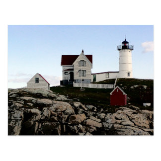 Nubble Light Postcard