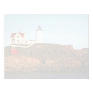 Nubble Lighthouse Letterhead
