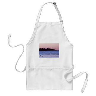 Nubble Lighthouse Maine Photo Standard Apron