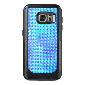 Nubby Blue Glass OtterBox Samsung Galaxy S7 Case