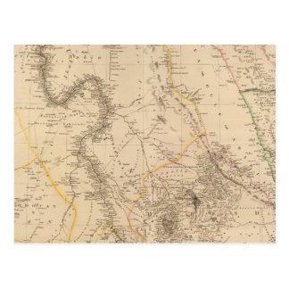 Nubia, Abyssinia 2 Postcard