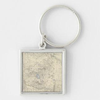 Nubia, Abyssinia Key Chain