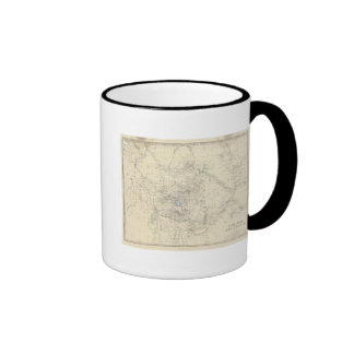 Nubia, Abyssinia Coffee Mugs