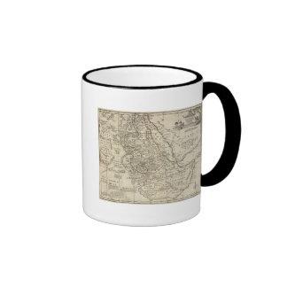 Nubia and Abissinia, Africa Mug
