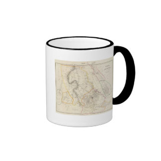 Nubia and Abyssinia Coffee Mug