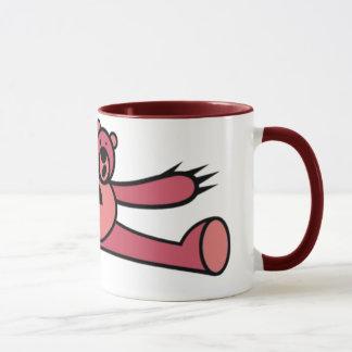 nucBEAR. (pink) Mug