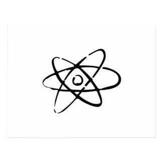 NUCLEAR ENERGY POSTCARD