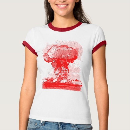 Nuclear explosion. T-Shirt