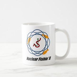 Nuclear Fishin' II Crew Mug