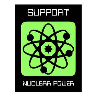Nuclear Goods Postcard
