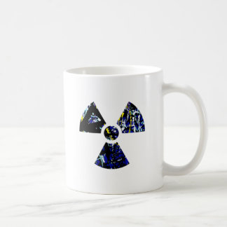 Nuclear Graffiti Coffee Mug