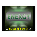 Nuclear Is Clean Energy Postcard