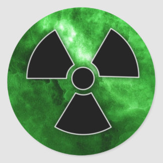 Nuclear Meltdown Stickers