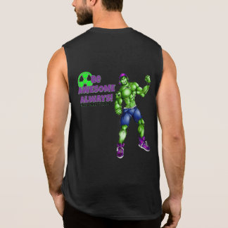 NuClear Nutrition: Mind, Body, Spirit Sleeveless Shirt