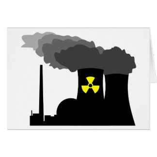 Nuclear Power Card